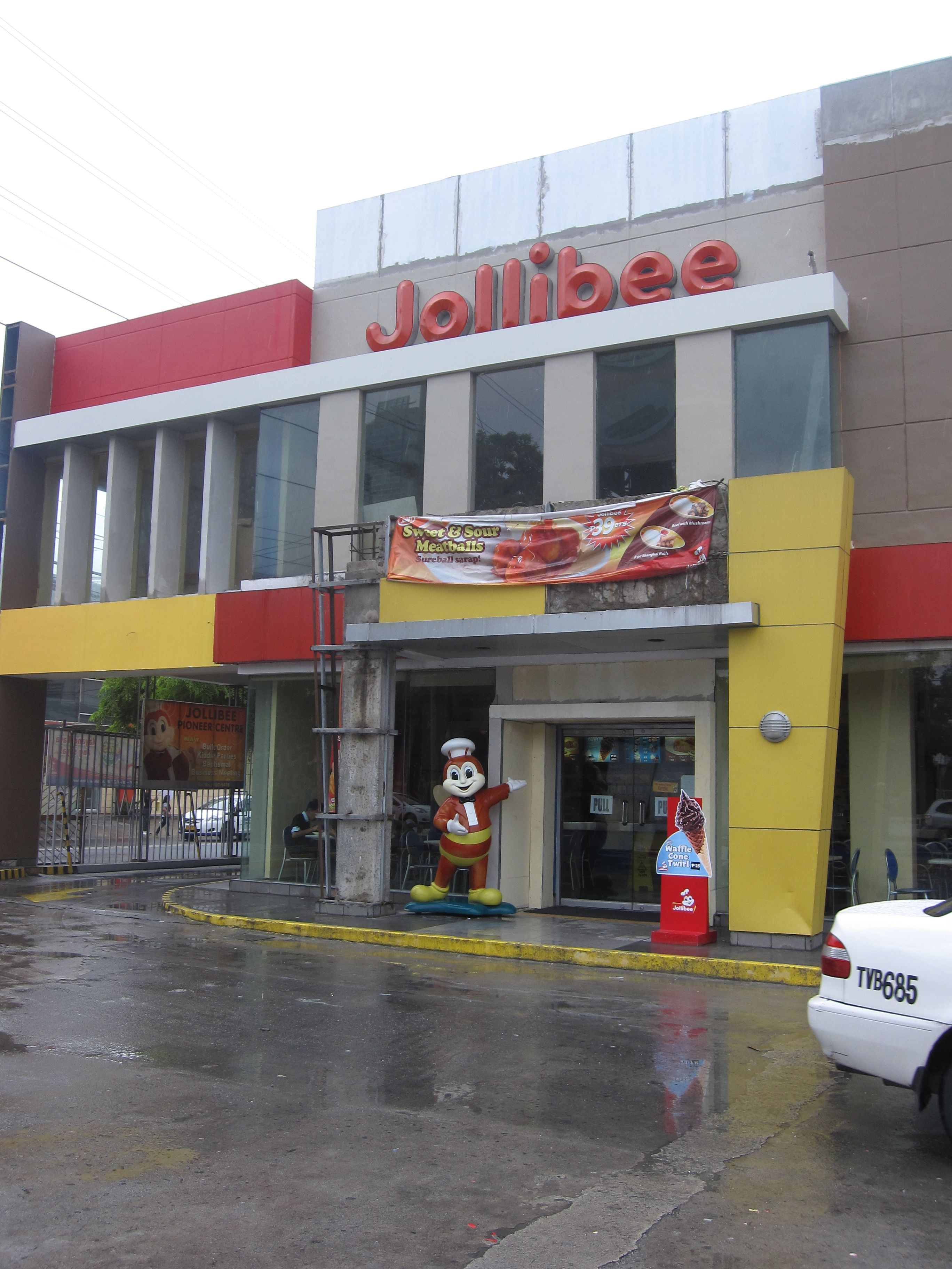related studies of jollibee Justice education college of computer studies college of education  college of engineering and architecture college of nursing auf integrated  school.