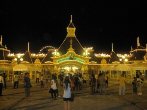 enchanted kingdom the place to be