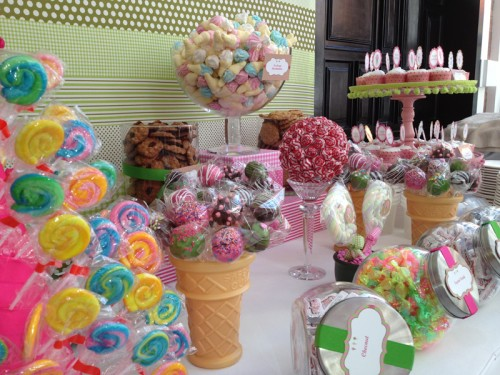 Image from party designed by Cheryl Gatchalian, Filipina event stylist.