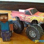 DIY hero brine and monster truck