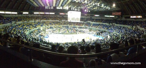 ateneo basketball game