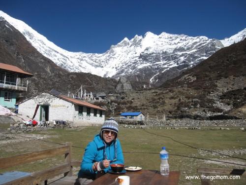 nepal - al fresco dining