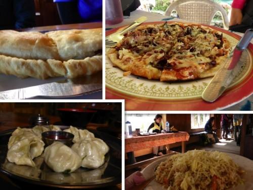 nepal - food