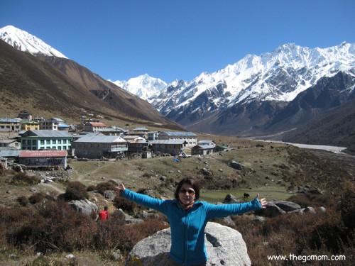 nepal - kyanjin gumpa
