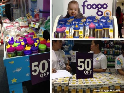 Grand Baby Fair Bottles