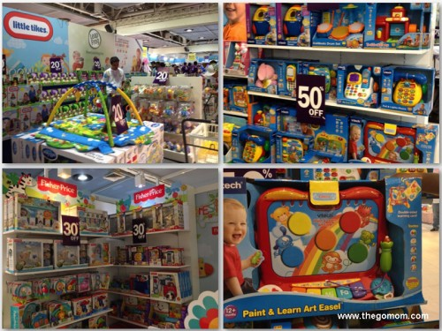 Grand Baby Fair Electronic Toys