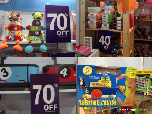 Grand Baby Fair Toys