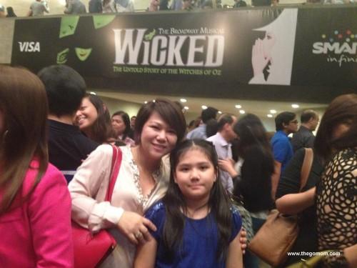 wicked in manila