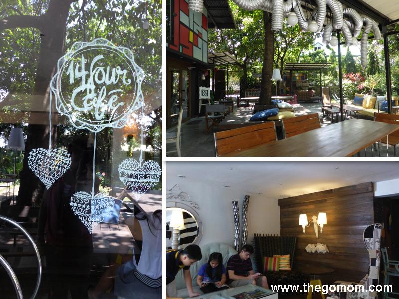 14 Four Cafe Taytay Rizal