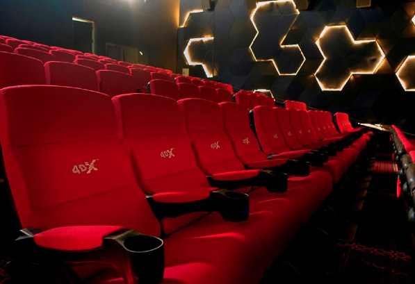 4DX Cinema at Bonifacio High Street