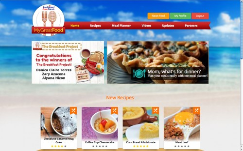 My Great Food by Pure Foods