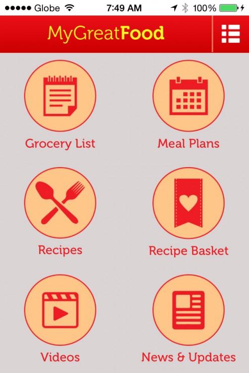 Mr Great Food App