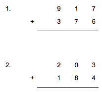 Addition of 2 Digit Numbers Worksheet – Grade 2