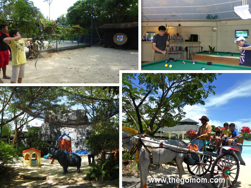 Cebu Plantation Bay Activities