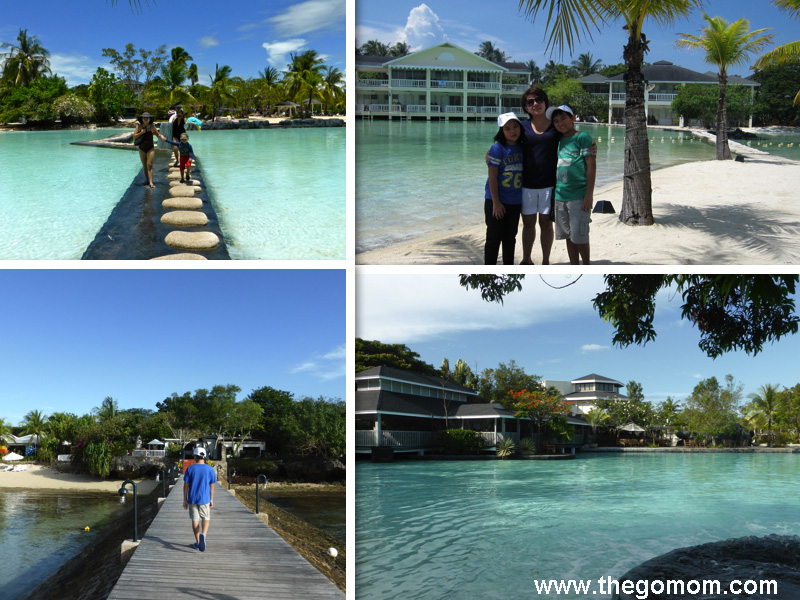 Exploring Plantation Bay Cebu