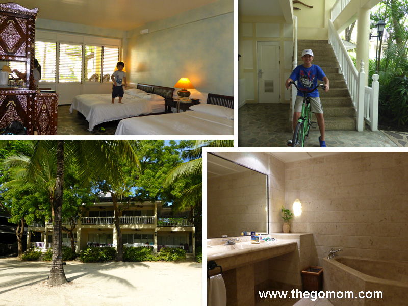 Rooms at Plantation Bay