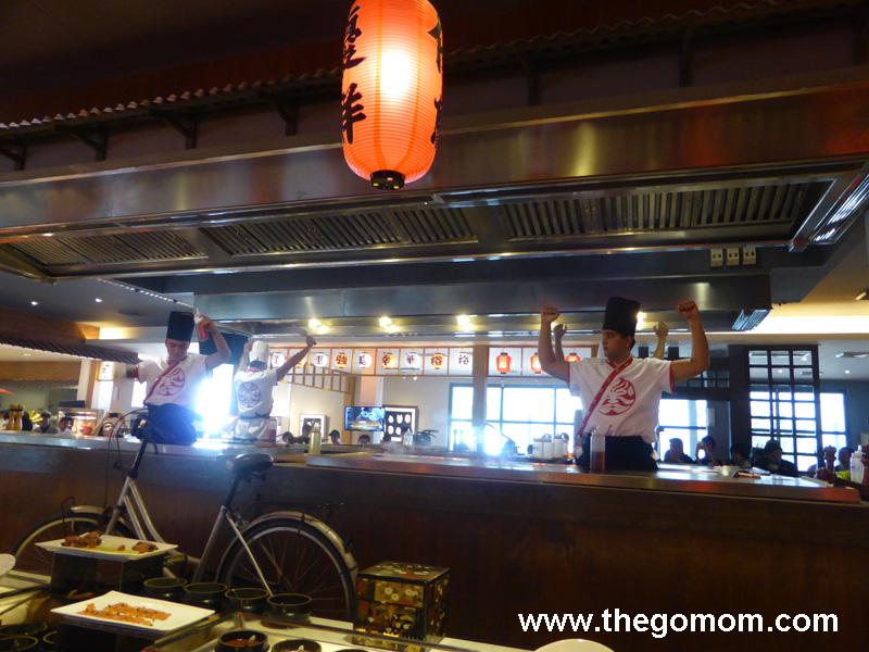 Banzai Teppanyaki Show