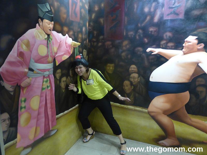 Banzai Trick Art Gallery