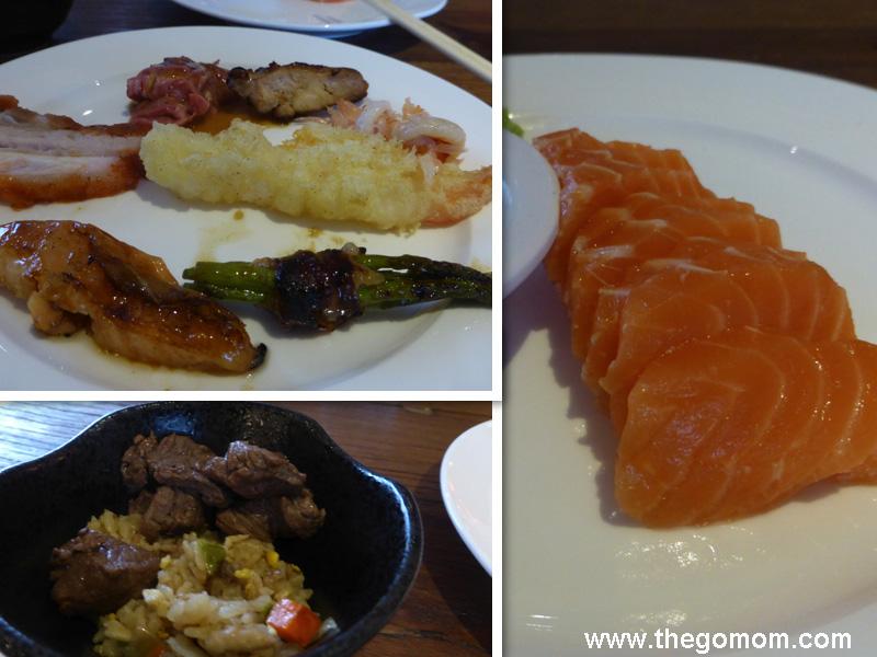 What I ate in Banzai Manila