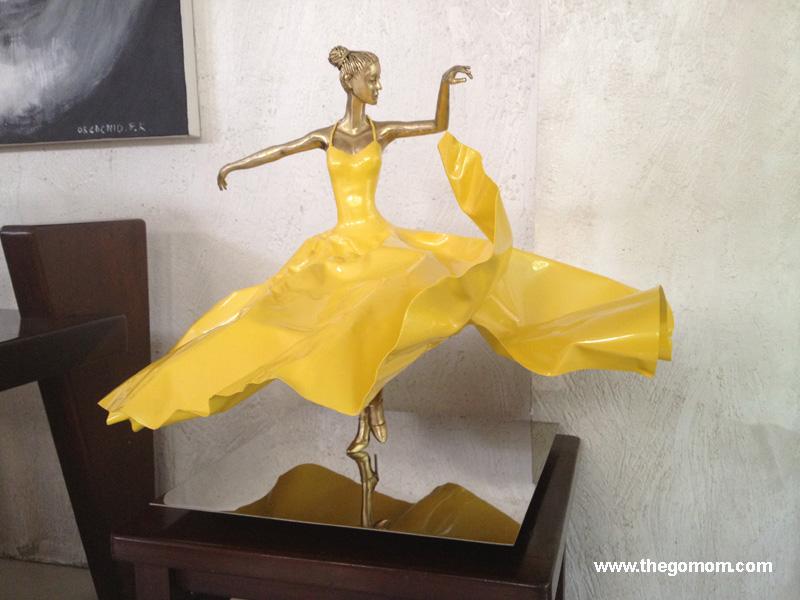 Ferdinand Cacnio flamenco dancer