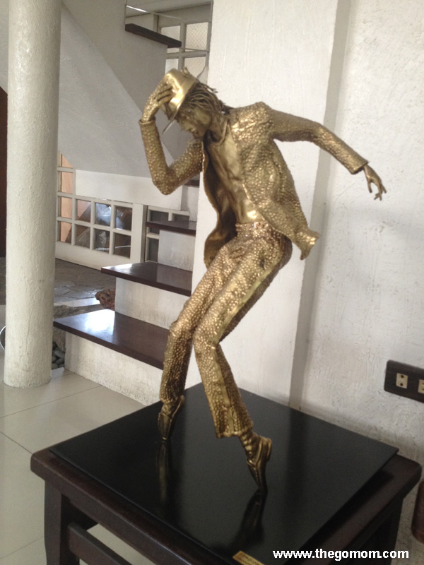 Ferdinand Cacnio's Michael Jackson