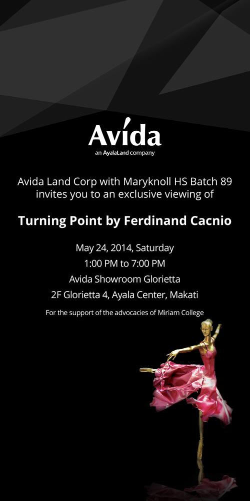 MCHS 89 exhibit with Ferdinand Cacnio