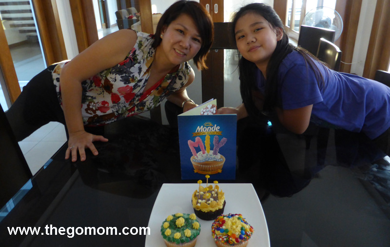 Monde Mamon do it yourself cupcakes