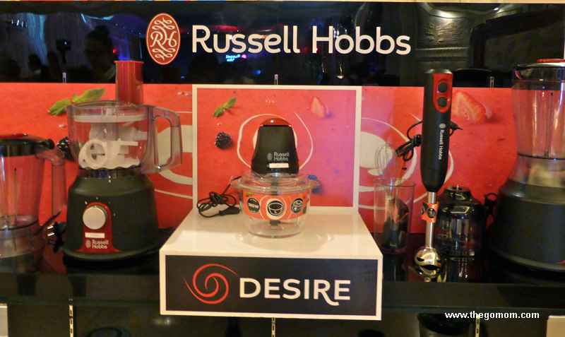 russell hobbs desire collection