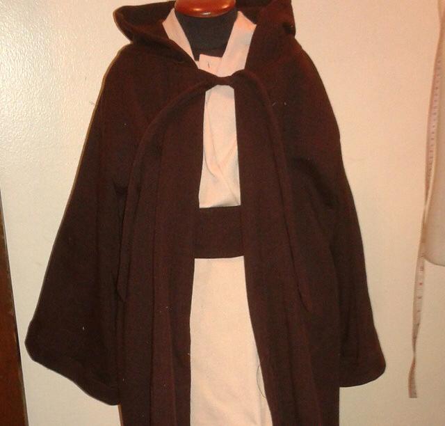 Luke Skywalker inspired costume by The Pumpkin Store