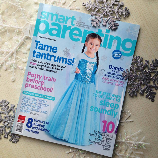 Smart Parenting October 2014 issue