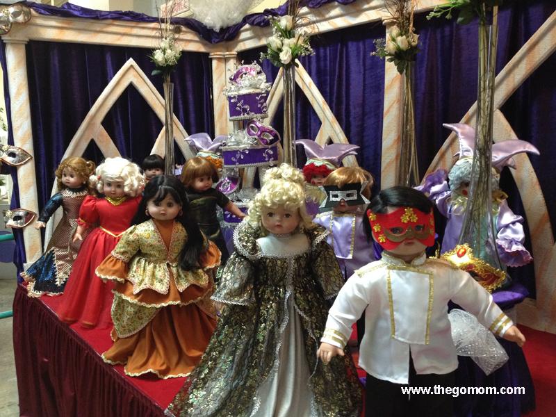 Masquerade Dolls