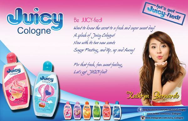 Juicy Cologne Variants
