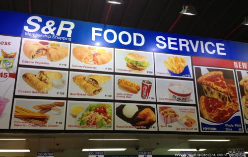 SNR-Fast Food - Food-Service
