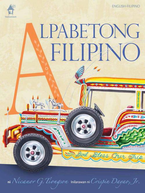 Alpabetong Filipino Book by Nicanor Tiongson
