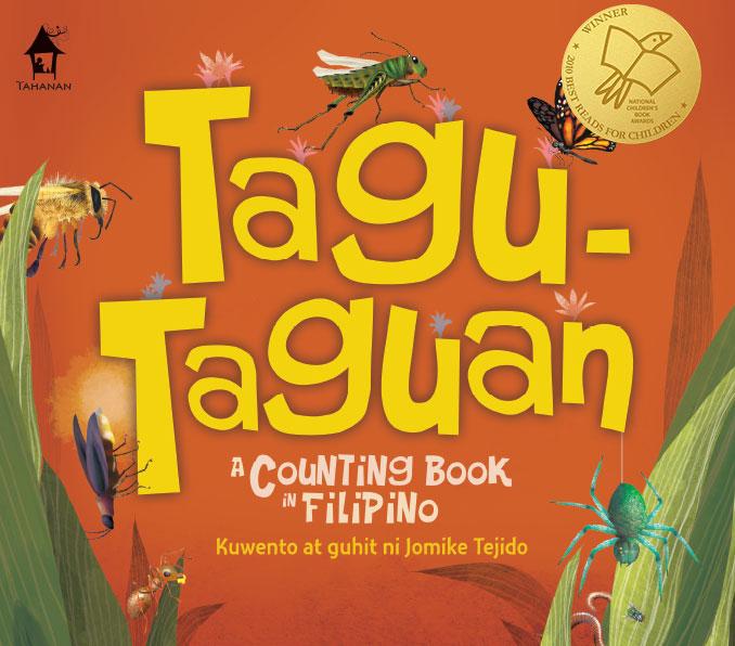 Tagu-taguan Book by Jomike Tejido