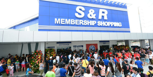 SNR Imus Cavite Grand Opening
