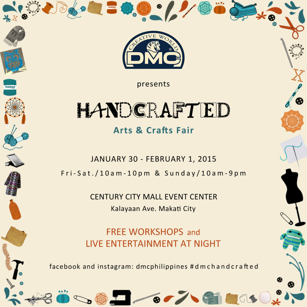 DMC Handcrafted Event 2015