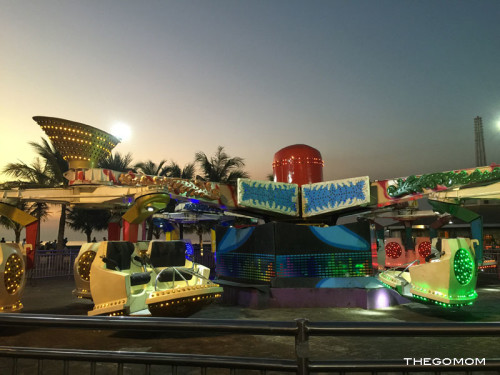 Magic Dance Ride at Mall of Asia SM by the Bay