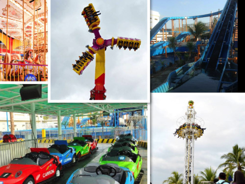 Rides at SM by the Bay MOA