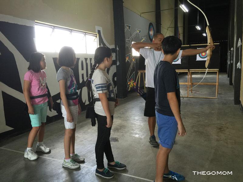 The Archery Manila