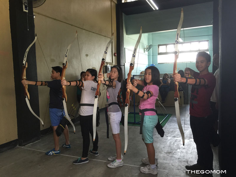 The Archery Academy Manila