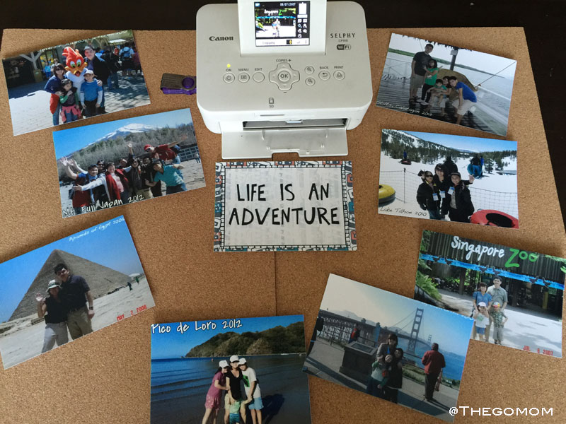 Travel Pin Board Project