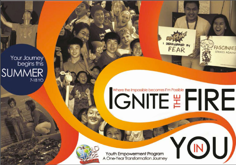 Ignite the Fire 2015 by WorldStage Superstar