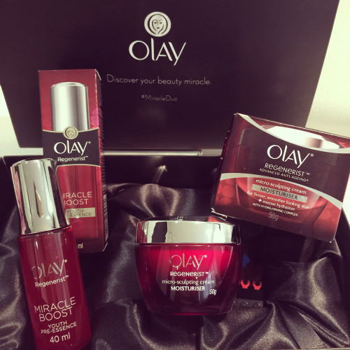 Olay Miracle Duo