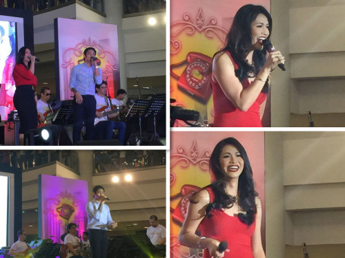 Regine Mall Tour 2015