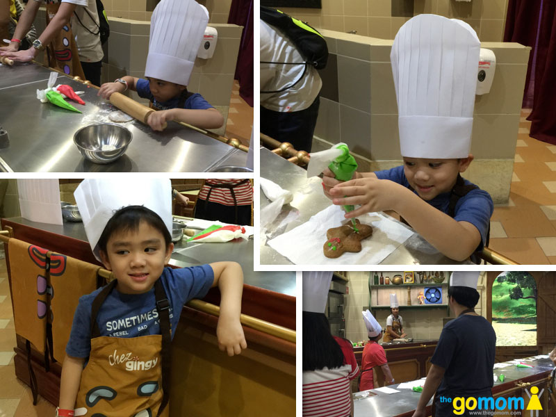 DreamPlay Gingy's-Kitchen