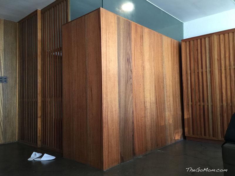 Bathroom at Domicillo Tagaytay