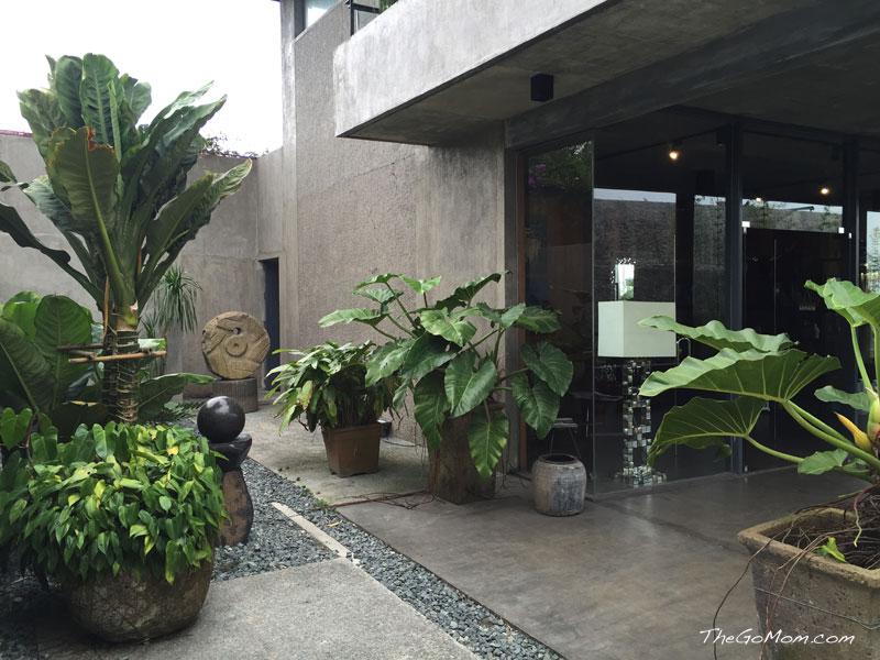 Entrance Domicillo Tagaytay