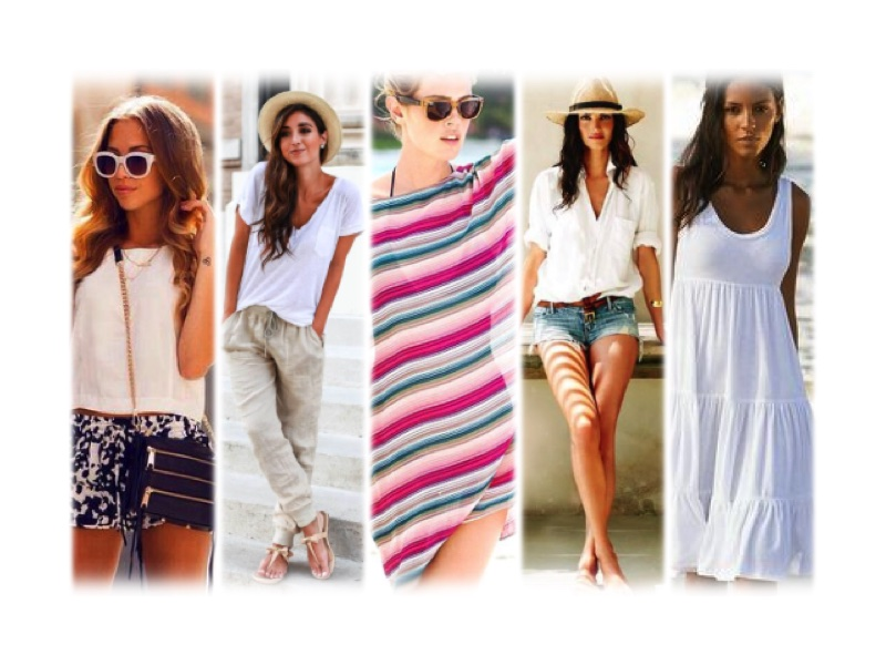 TheGoMom Summer Outfits Inspiration Peg