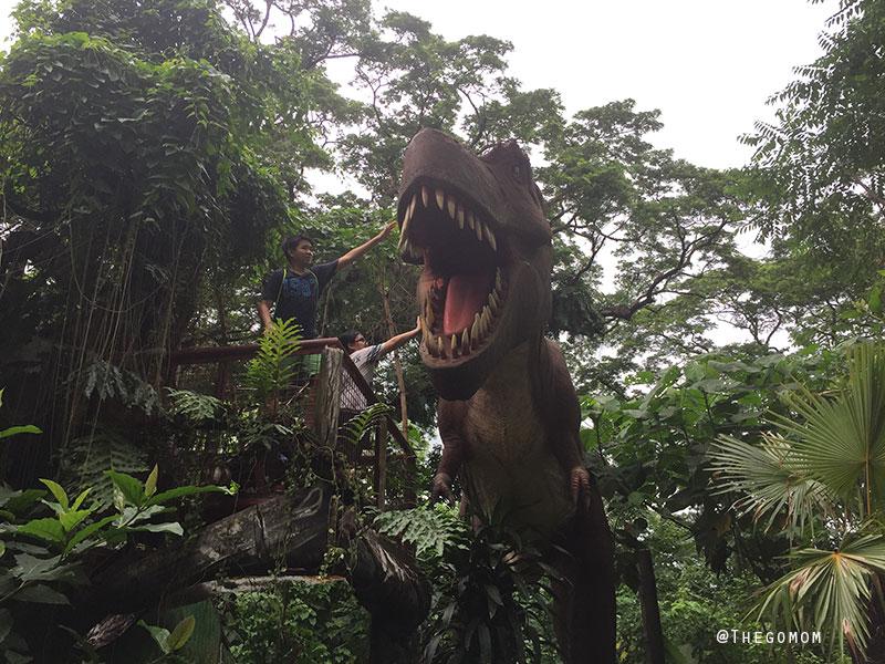Dinosaur-Island---TRex